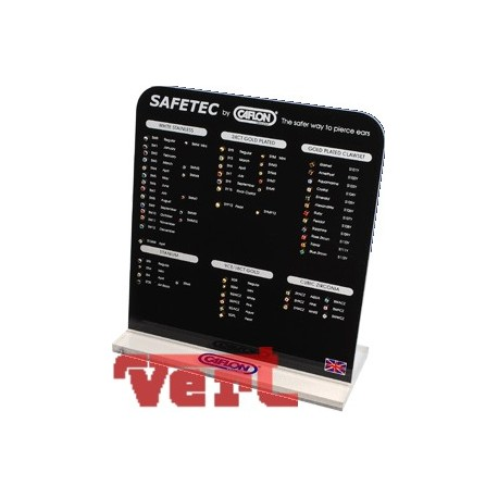 ESPOSITORE SAFETEC