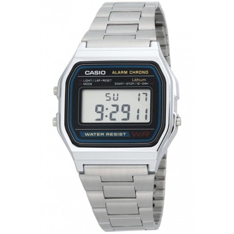 Watch Casio A158WA-1D