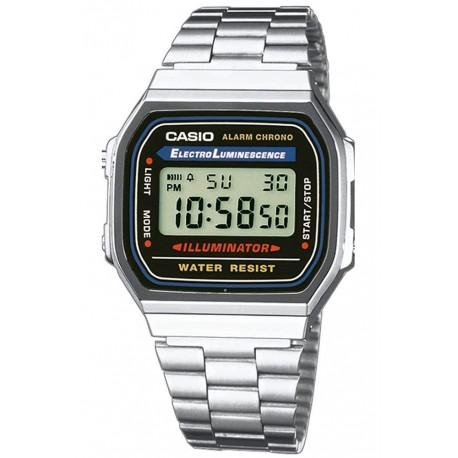 Watch Casio A168WA-1W