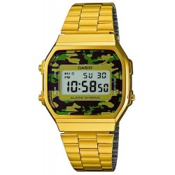 Watch Casio A168WEGC-3EF
