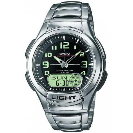 Watch Casio AQ-180WD-1B