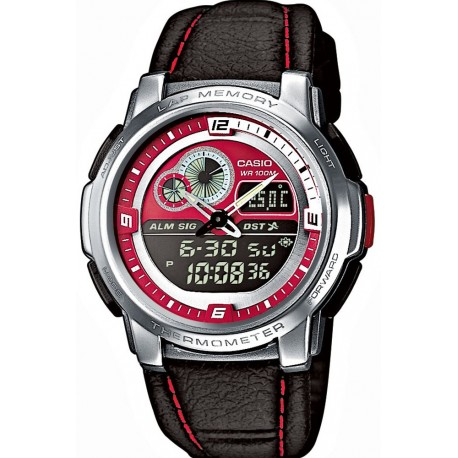 Watch Casio AQF-102WL-4B