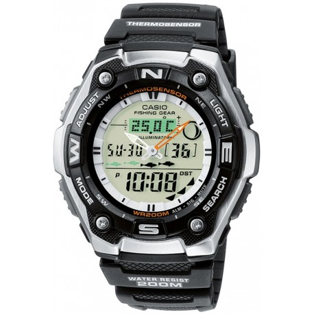 Watch Casio AQW-101-1A