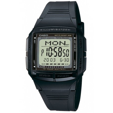 Watch Casio DB-36-1A