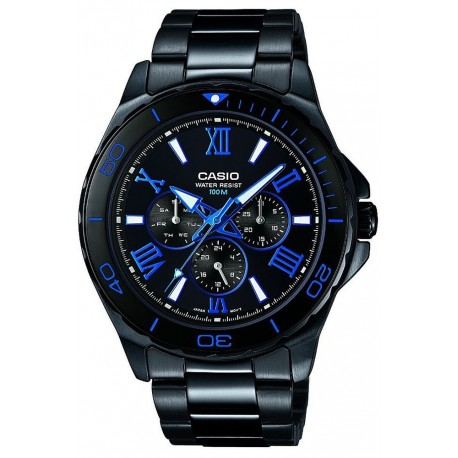 Watch Casio MTD-1075BK-1A2
