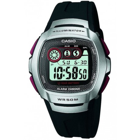 Watch Casio W-210-1D