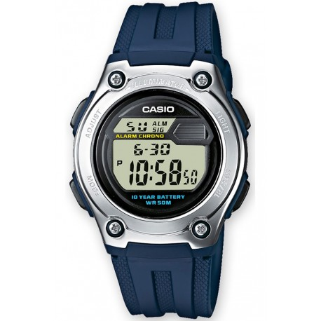 Watch Casio W-211-2A