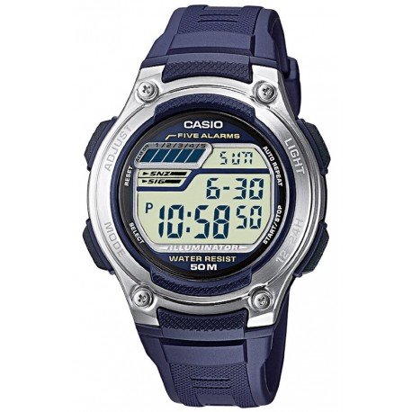 Watch Casio W-212H-2A