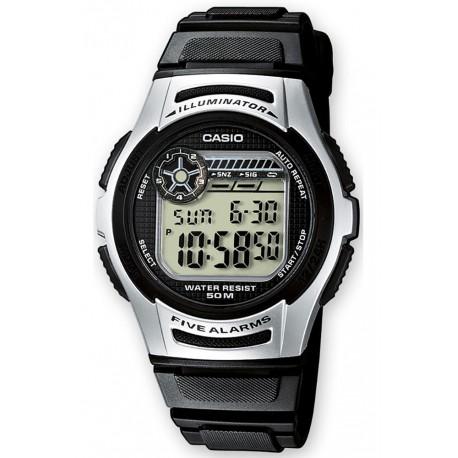 Watch Casio W-213-1A