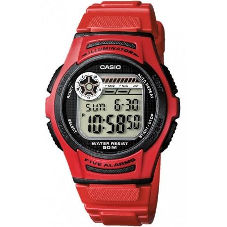 Watch Casio W-213-4A