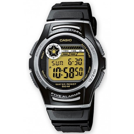 Watch Casio W-213-9A