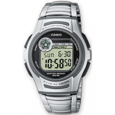 Watch Casio W-213D-1A