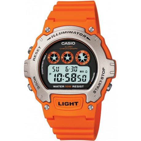 Watch Casio W-214H-4A