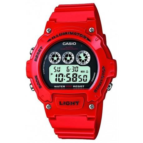 Watch Casio W-214HC-4A