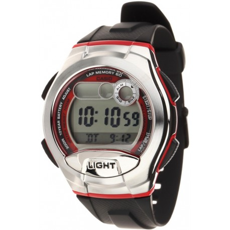Watch Casio W-752-4B
