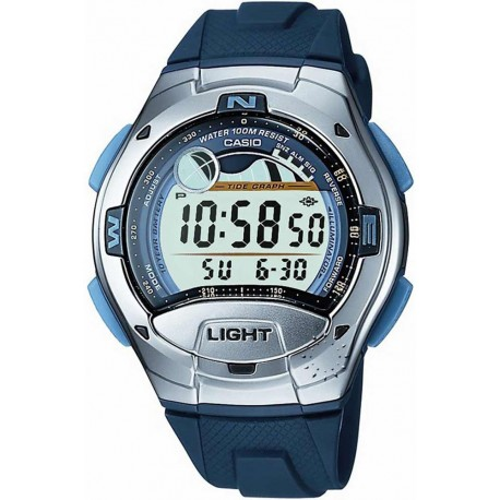 Watch Casio W-753-2A