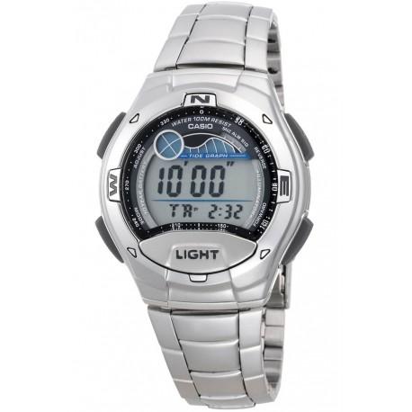 Watch Casio W-753D-1A