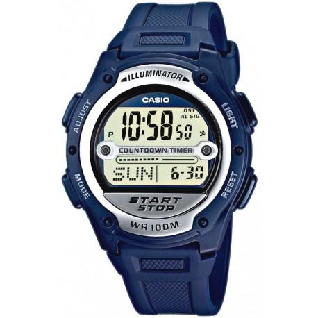 Watch Casio W-756-2A