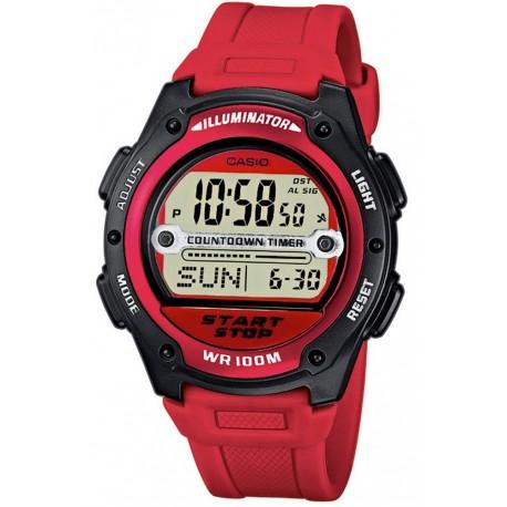 Watch Casio W-756-4A