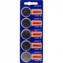 Batteria Sony 2032 VERDE