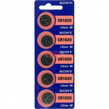 Battery Sony 1620 GREEN