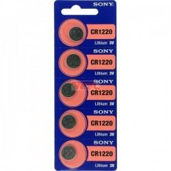 Battery Sony 1220 GREEN