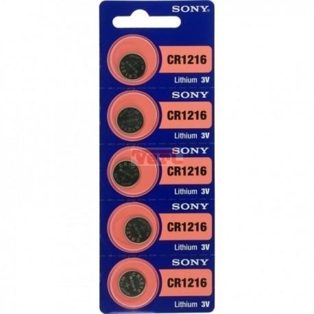 Batteria Sony 1216 VERDE